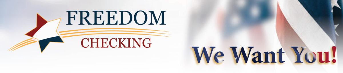 freedom checking account, eagle federal credit union
