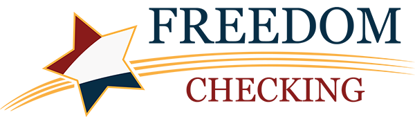 freedom checking logo