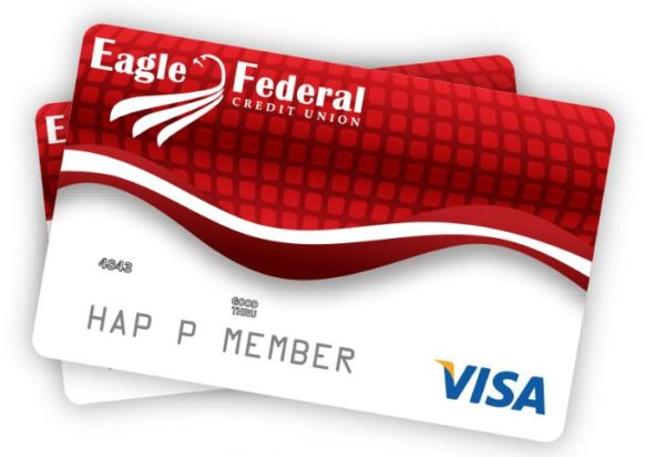 Eagle FCU VISA Credit Card